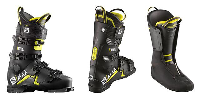Smučarski čevlji Salomon S Max 110
