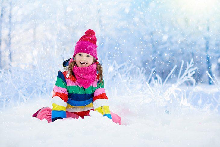 Otroške zimske aktivnosti