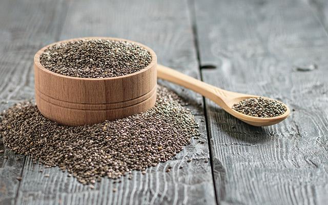Chia semena