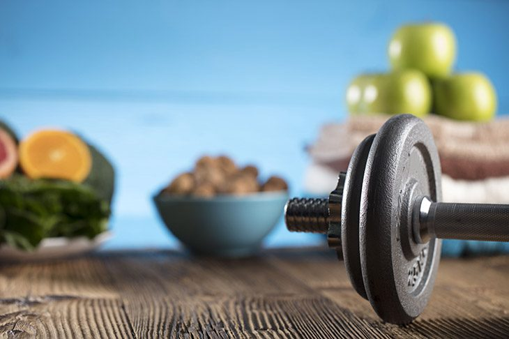 Živila za pridobivanje mišične mase