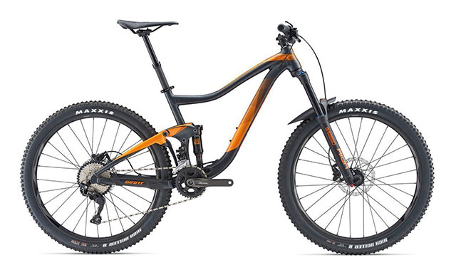 Gorsko full suspension kolo Giant Trance