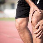 Tekaška poškodba kolena