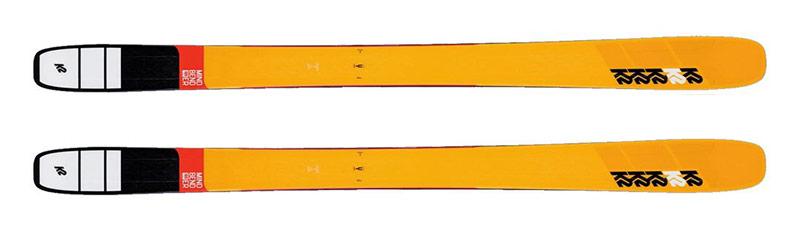 Smuči za smučanje po celem snegu K2 Mindbender 108 Ti