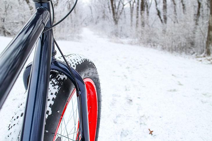 Ohranjanje kolesarske kondicije čez zimo