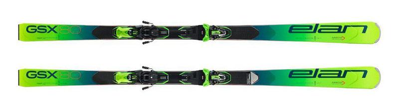 Tekmovalne smuči Elan GSX Fusion X