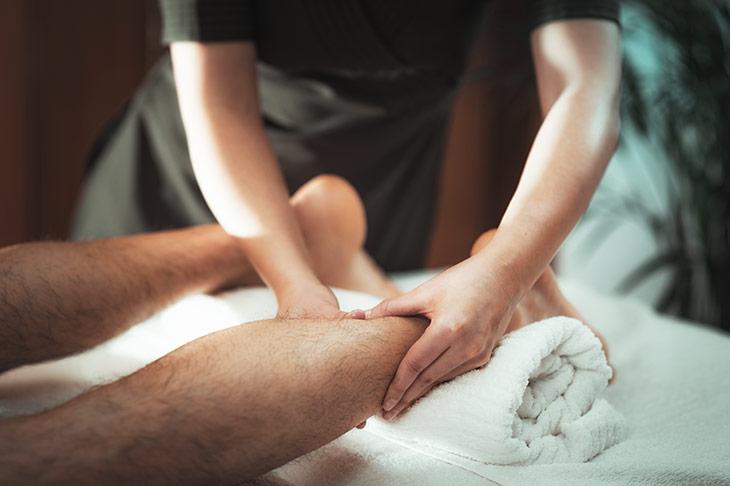 Športna masaža