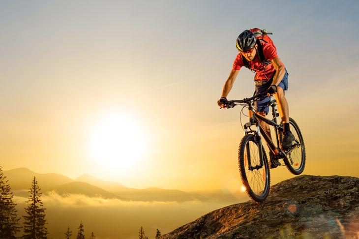 Gorsko prednjevzmeteno kolo