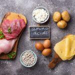 Zakaj uživati aminokisline