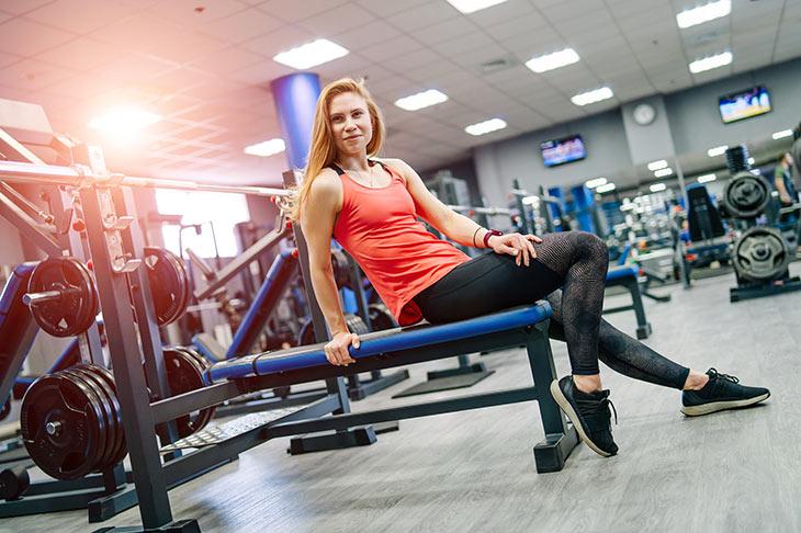 Lajšanje vnetja mišic po vadbi