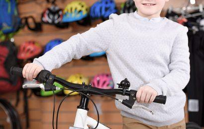 Trgovina z otroškimi kolesi
