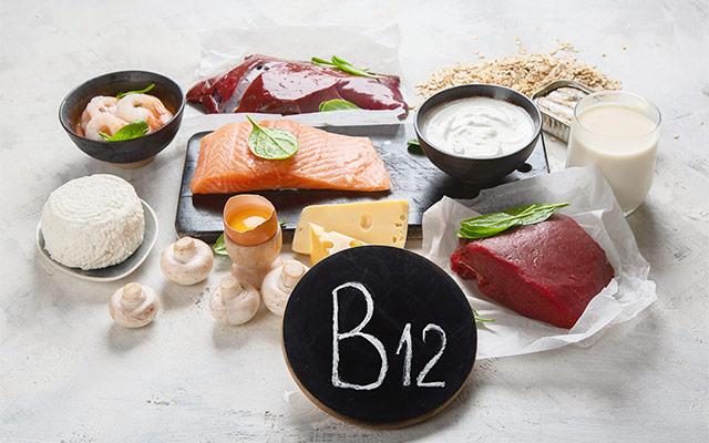 Viri vitamina B12