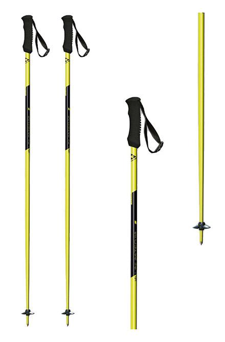Smučarske palice Fischer Unlimited Yellow