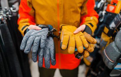 Najtoplejše smučarske rokavice