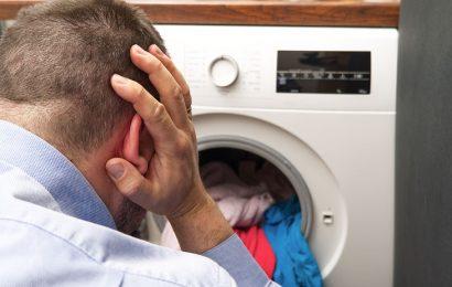 Napake pri pranju tekaških oblačil
