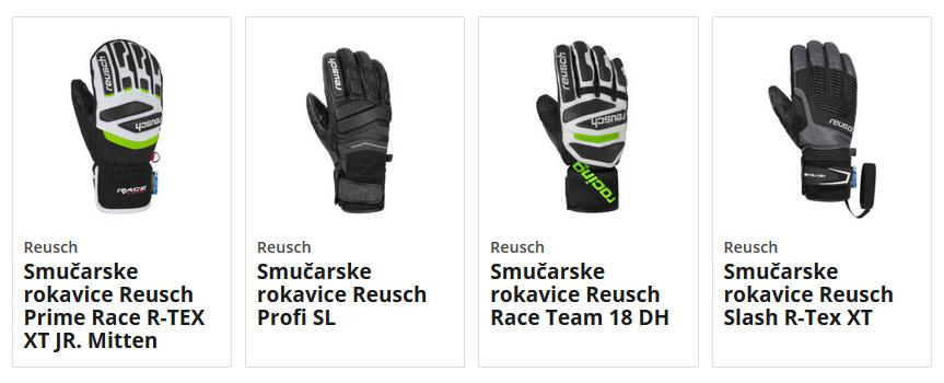 Smučarske rokavice Reusch
