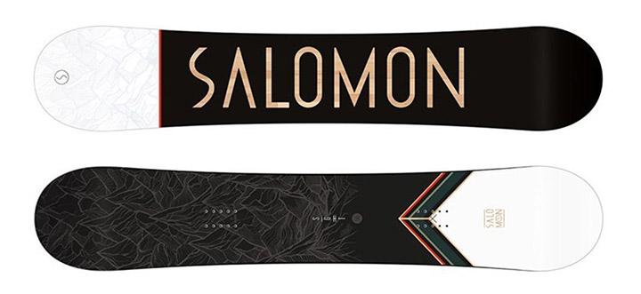 Snowboard Salomon Sight