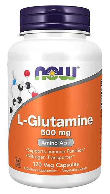 L-glutamin kapsule