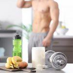 Športna prehrana za povečanje mišične mase