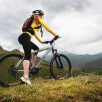 Vzmetenje pri gorskem kolesu