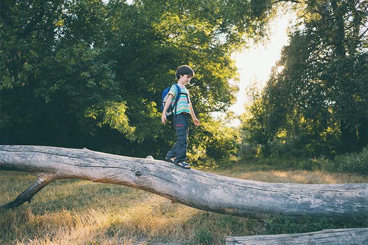 Prosti čas z otrokom v naravi