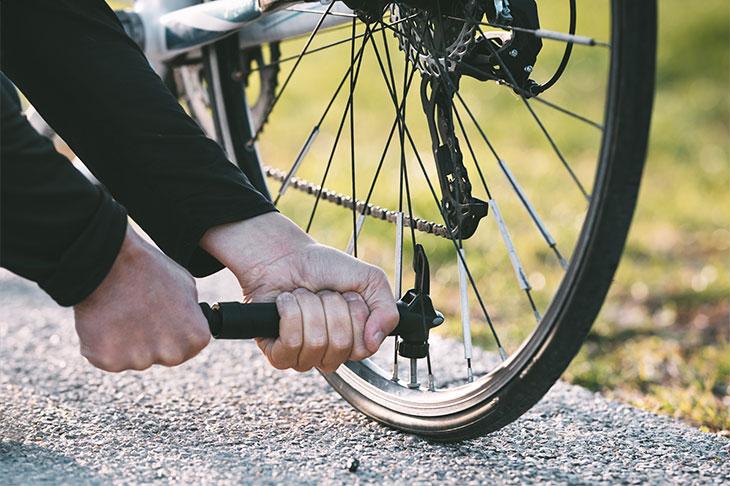 Tlačilka za kolesa