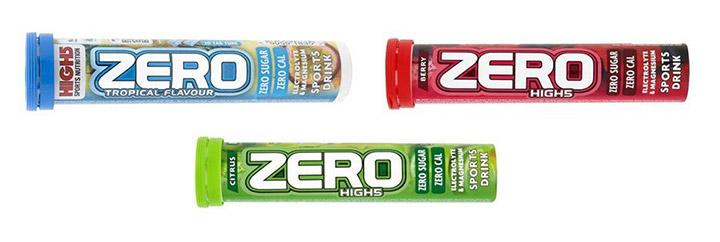 Izotonične šumeče tablete High5 Zero