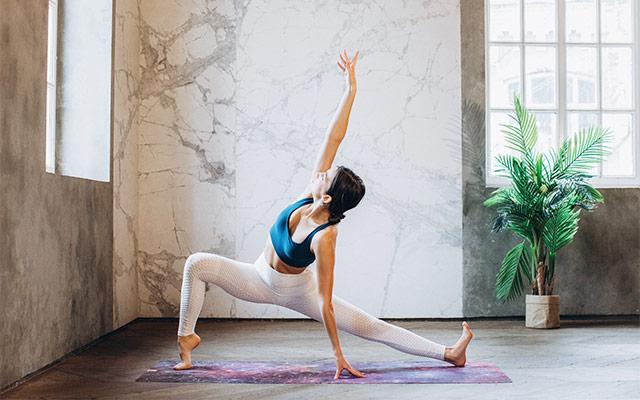 Izvajanje joge