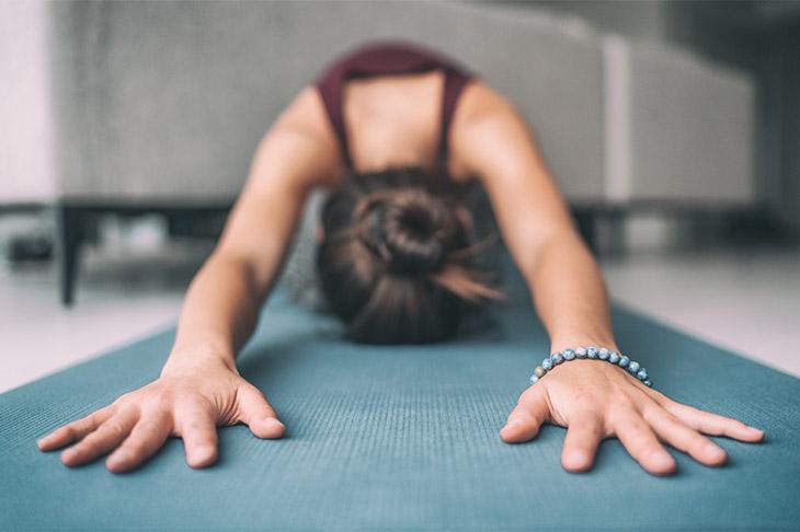 Vadba joge